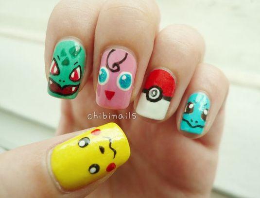 покемони мода